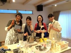 手作り豆腐4人